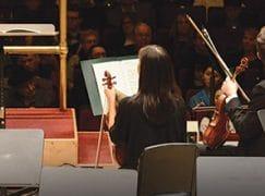 Curtis orchestra hit by Heathrow shutdown