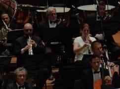 New English horn at Israel Philharmonic