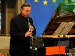 Death of a clarinet legend, 77