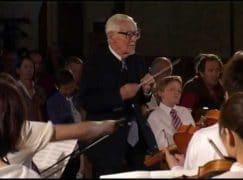 Death of a US-born maestro, 95