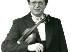 Death of a leading Russian violinist, 71