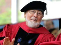 Watch: Harvard sings John Williams his whole career