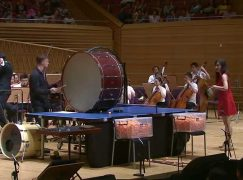 Did you miss the ping-pong concerto?