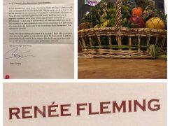 Renée Fleming is a Mensch