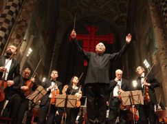 Death of a US music director, 79