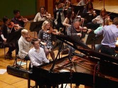 Are Dublin's orchestras sinking?