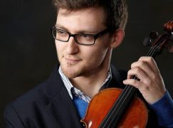 Is this America's youngest concertmaster?