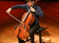 Just in: French cellist wins Queen Elisabeth competition