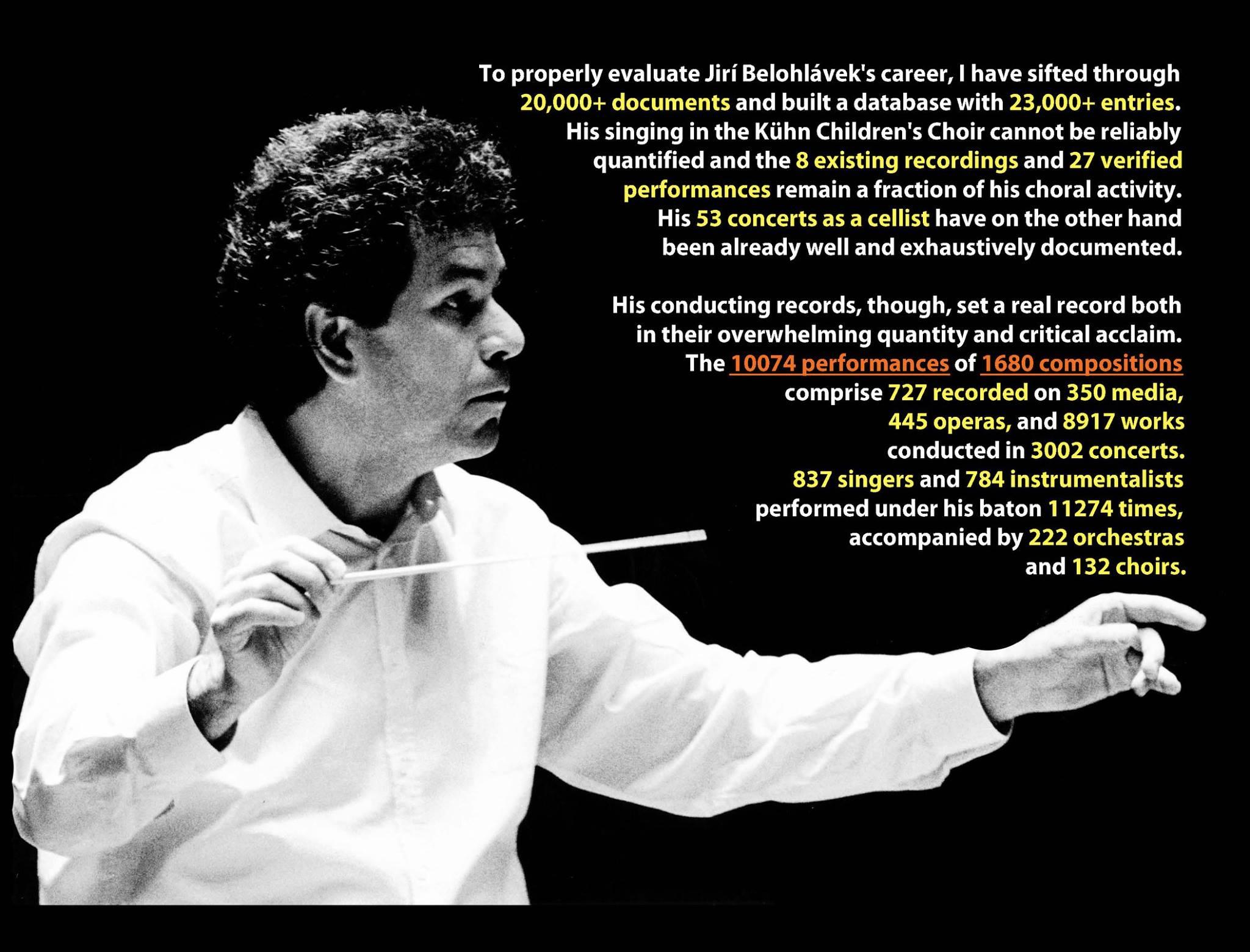 The 10,074 concerts of Jiri Belohlavek