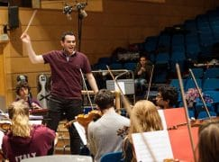 Breaking: Young Brit, 23, wins major conducting competition