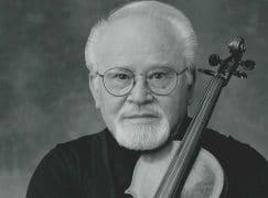 Chicago mourns a Reiner violinist, 92