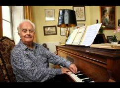 A French composer-fixer has died, at 83