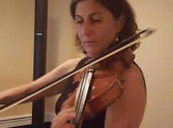 Sadness: NJ violinist is killed in freak bike accident