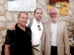 Three gentlemen of Jerusalem