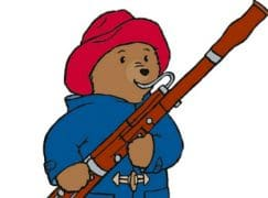 Sad news: Paddington Bear has died