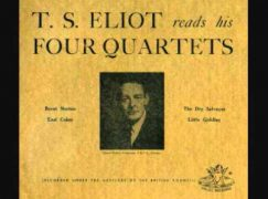 A reading of T S Eliot's Four Quartets, interspersed with Bartók's