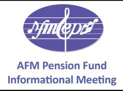 US musicians are told to expect lower pensions
