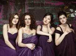 Canadian string quartet breaks up