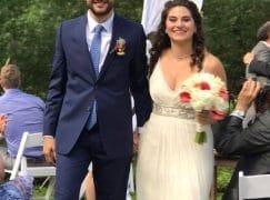Wedding of the week: Concertmaster weds pianist