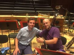Israel Phil takes Jerusalem's cor anglais
