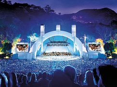 LA Phil will reopen Hollywood Bowl next month
