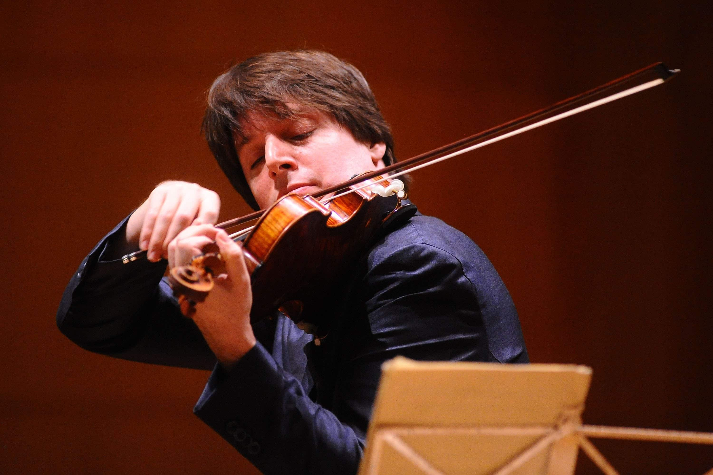 Label news: Joshua Bell to record Chinese concerto
