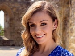 Just in: BBC hires Katherine Jenkins