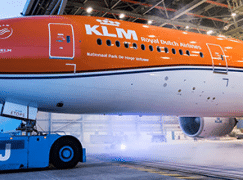 KLM finally own up to a 'misunderstanding'