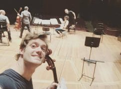Munich signs one principal cello, seeks another