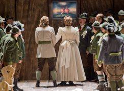 Shakeout at Zurich Opera