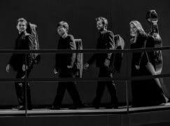 Rising string quartet replace their injured violist