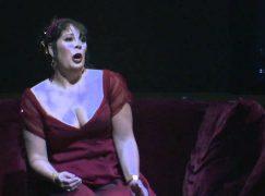 Sondra Radvanovsky drops a role