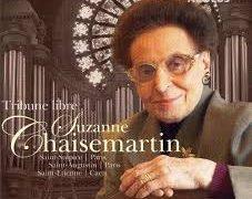 Death of senior Paris organist, 96
