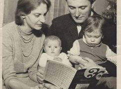 End of an era: Swingle's widow has died