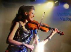 Raffles violinist escapes jail again