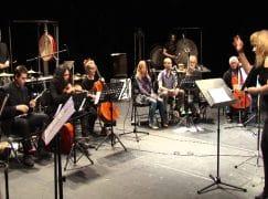 Death of an adventurous composer, 55