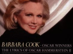 Just in: The American songbook has died, at 89