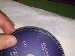 Have CDs got skinnier?