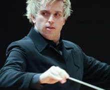 Just in: Israel Opera finds a music director