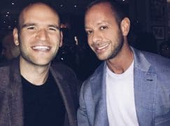 Social and personal: Michael Fabiano gets engaged