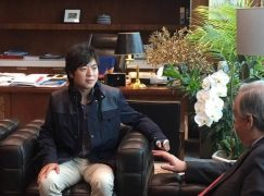 Lang Lang in Shanghai: 'It's still a long way to go'
