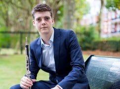 Philharmonia picks principal oboe, 22