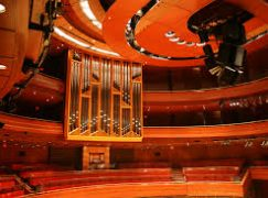 Philly gets $5 million gift to boost organ concerts