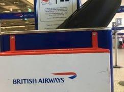 British Airways penalises a violist