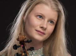 Judge's student wins Bartók Competition