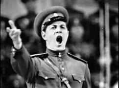Red Army's Volga Boatman dies, at 84