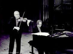 Death of an enterprising concertmaster