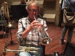 Stolen trumpet turns up for sale online