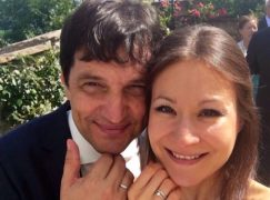 Social and personal: Top violinist gets wed
