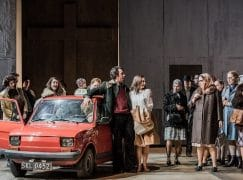 UK opera house pitches for Polish audience